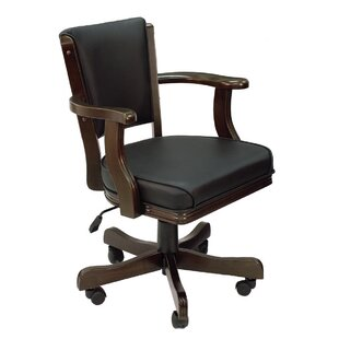 Maynes High-Back Bankers Chair by DarHome Co 2019 Online