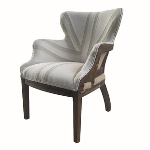 White x White Jacques Armchair