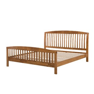 Wooden Bed Frame By Beachcrest Home
