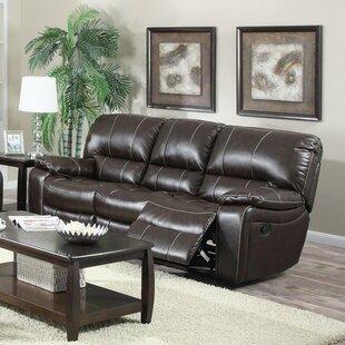 Wildon Home ® Banner Reclining Sofa