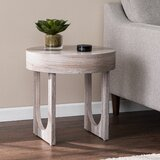Chadkirk Sled End Table by Foundry Select