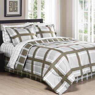 South Bay Gridwork Comforter Set