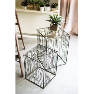 Maisie 2 Piece Nesting Tables