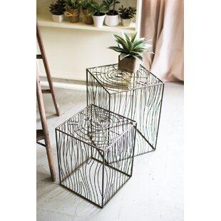 Maisie 2 Piece Nesting Tables