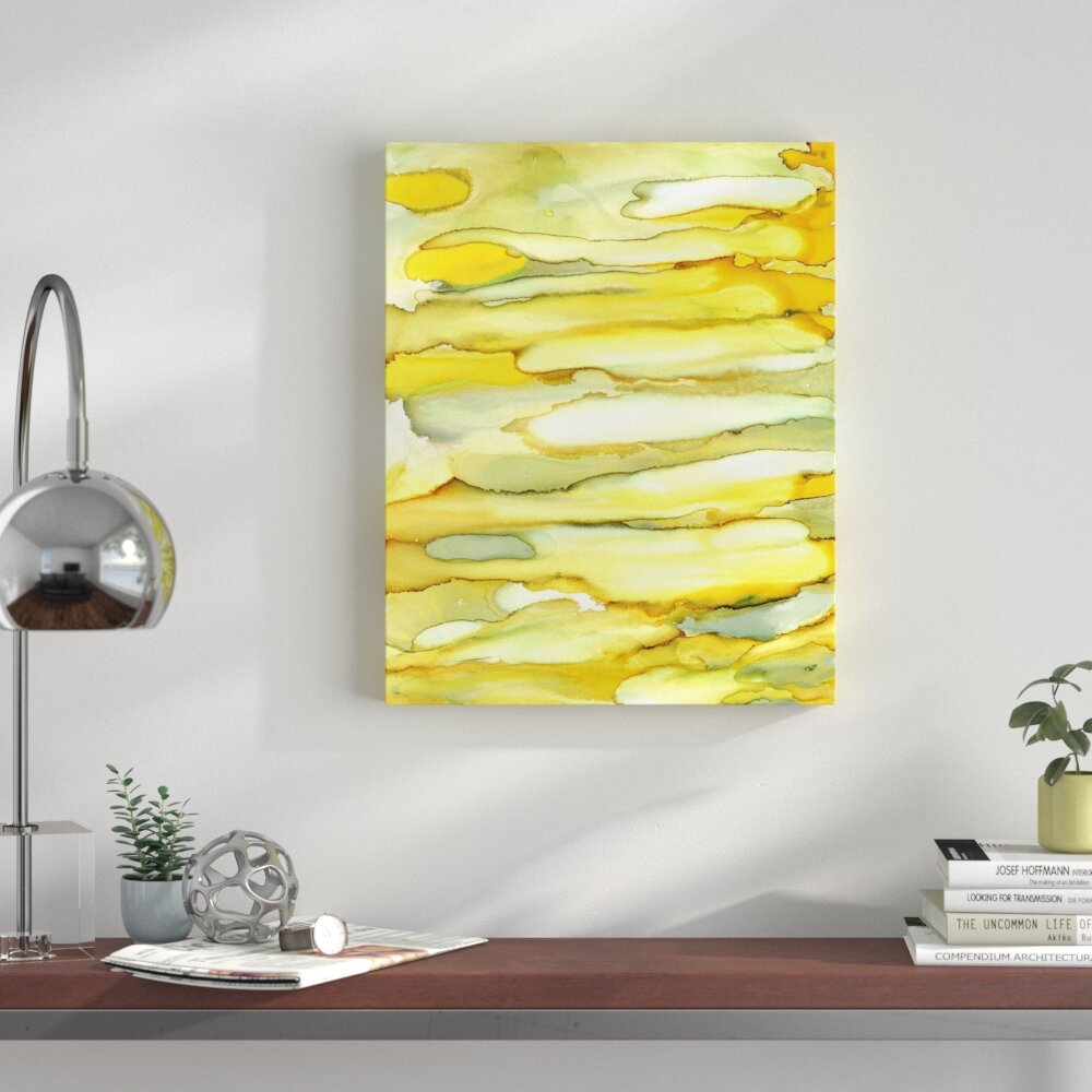 Orren Ellis \'Daybreak\' Print on Canvas | Wayfair