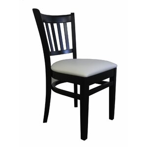 Grill Side Chair with Cushion by Holsag