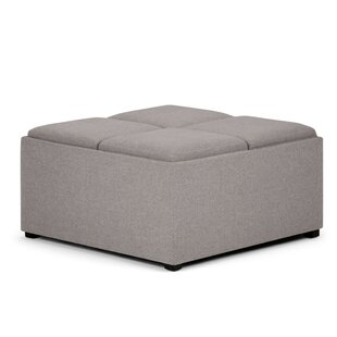 Looking for Avalon Storage Ottoman BySimpli Home