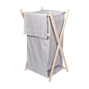 Best Review Troncoso Laundry Hamper ByHarriet Bee