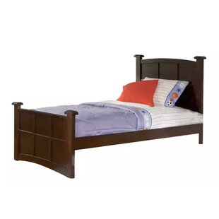 Buy luxury Velasco Panel Bed By Harriet Bee