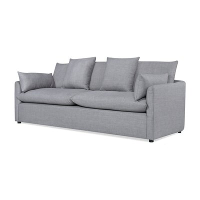 Pleasant Highland Dunes Jimi Sofa Upholstery Color Gray Tweed Lamtechconsult Wood Chair Design Ideas Lamtechconsultcom