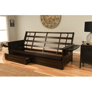 Merrifield Storage Futon and Mattress