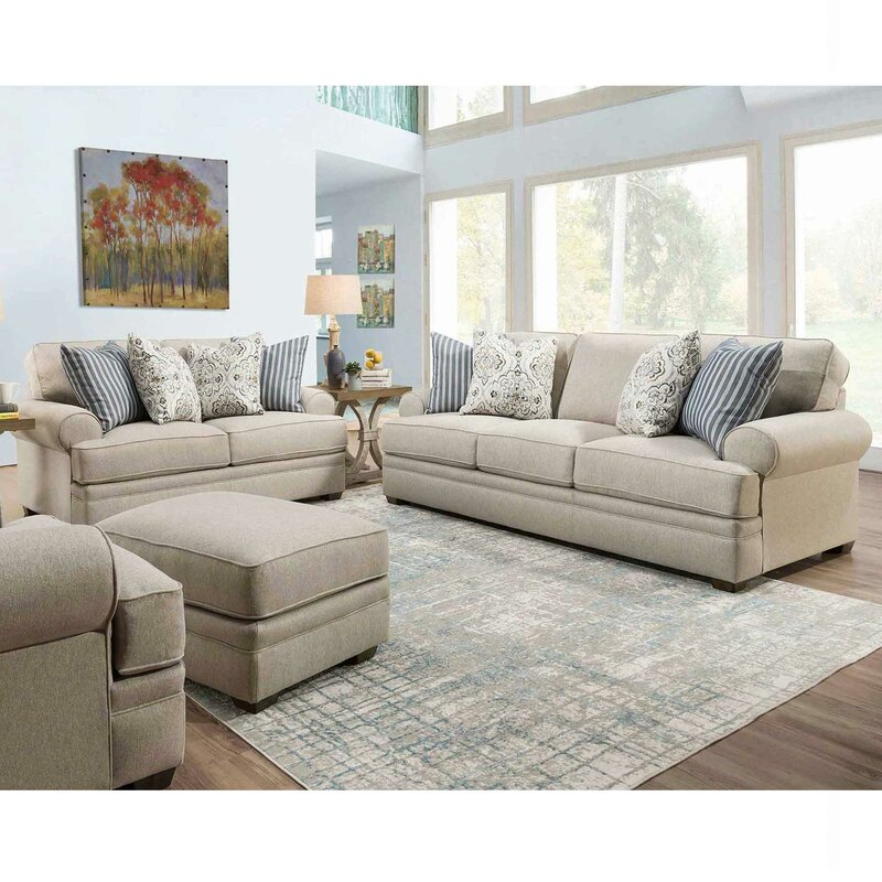 Red Barrel Studio Kyela Configurable Living Room Set | Wayfair