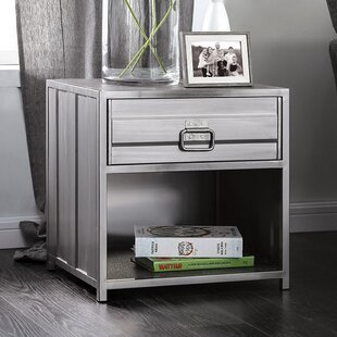Boler 1 Drawer Nightstand by Williston Forge
