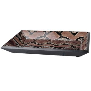 Python Accent Tray