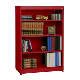 Elite Radius Edge Standard Bookcase by Sandusky Cabinets Today Only Sale