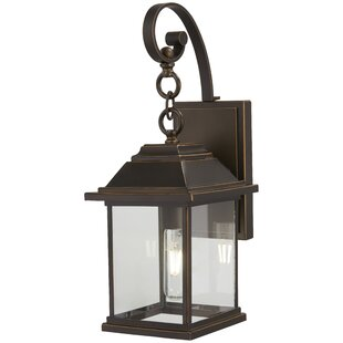 Read Reviews Duplantis Outdoor Wall Lantern By Charlton Home
