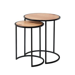 Dawna 2 Piece Nest Of Tables By Williston Forge