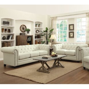 Geneva 2 Piece Living Room Set