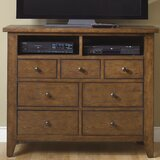 Gunkil TV Stand for TVs up to 50 by Charlton Home®