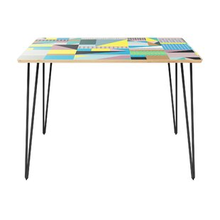 Merkel Dining Table Wrought Studio