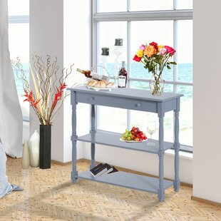 Adonis 3 Tier Console Table