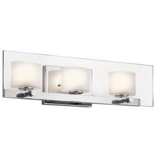 Como 3-Light Bath Bar by Kichler