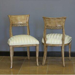 Nesler Upholstered Dining Chair by Astori..