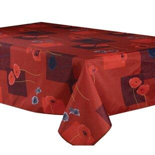 Yesenia Poppy Tablecloth