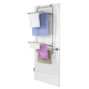 Hanging Over The Door Towel Rack
