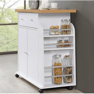 Hoglund Kitchen Cart Zipcode Design