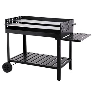 ClipperCove 98cm Charcoal Barbecue By Sol 72 Outdoor