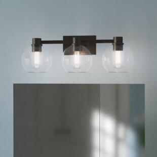 Hoover 3-Light Vanity Light