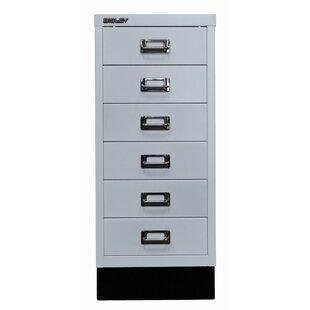 Free Shipping 29er 6 Drawer Filing Cabinet