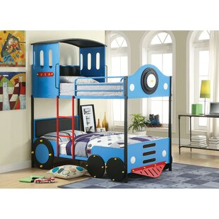Look for Tripton Twin Bunk Bed By Hokku Designs