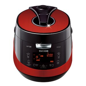 10-Cup Induction Heating Pressure Rice Cooker