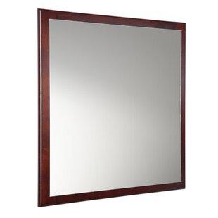 Online Reviews Oxford Bathroom Mirror By Fresca