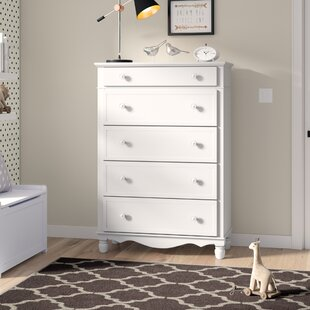 Price comparison Andre 5 Drawer Chest by Viv + Rae