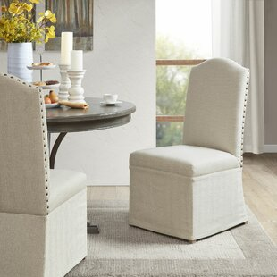 Dumont Upholstered Dining Chair (Set of 2)