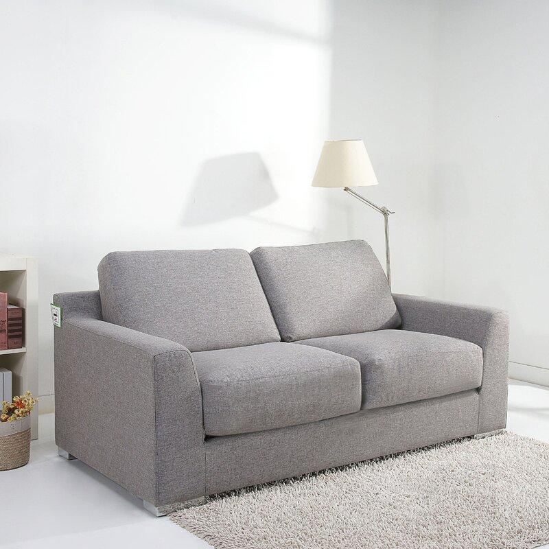 leader lifestyle 2 sitzer schlafsofa paris bewertungen. Black Bedroom Furniture Sets. Home Design Ideas