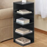 Reader's Stand Corner Bookcase by Miles Kimball