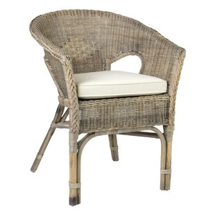 Vitiello Patio Dining Chair with Cushion