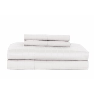 Wiltshire 4 Piece 450 Thread Count Egyptian Quality Cotton Sheet Set