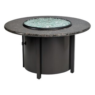 Phat Tommy Aluminum Gas Fire Pit Table