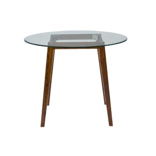 Fort Morgan Counter Height Dining Table Loon Peak