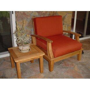 Anderson Teak Brianna Teak Patio Chair