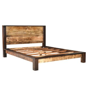 Thuringowa Platform Bed by Millwood Pines