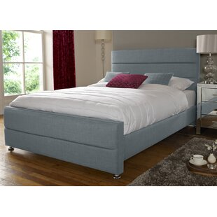 Oakhill Upholstered Bed Frame By ClassicLiving