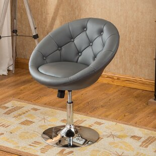 Dillman Swivel Barrel Chair by Willa Arlo Interiors Today Only Sale