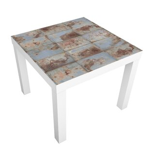 Shabby Carnie Side Table By 17 Stories