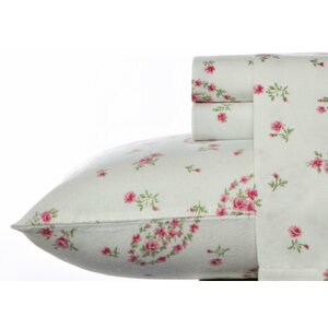Bristol Flannel Sheet Set by Laura Ashley Home